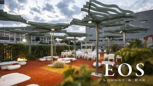 """SNACK&SOUND """"Marco Polo & Möet Chandom"""" en la terraza Eos Lounge&Bar"""