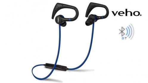 Auriculares inalámbricos Bluetooth Veho ZB-1