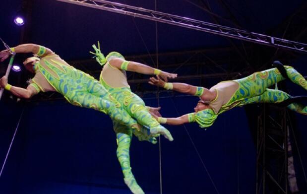 Gran Circo Mundial en CÁCERES
