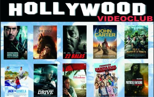 Bono alquiler de 10 películas por 10,95