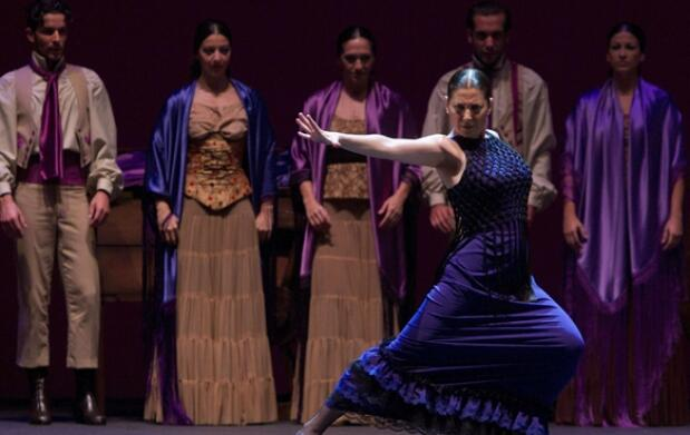 Sara Baras presenta La Pepa en Badajoz