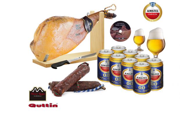 Pack Gourmet + cerveza