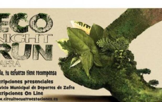 Inscripción a la Eco Night Run Zafra