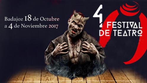 40 FESTIVAL TEATRO DE BADAJOZ