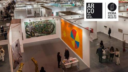 Madrid - Feria Internacional ARCO: Entradas + Hotel Ilunion Pío XII 4*