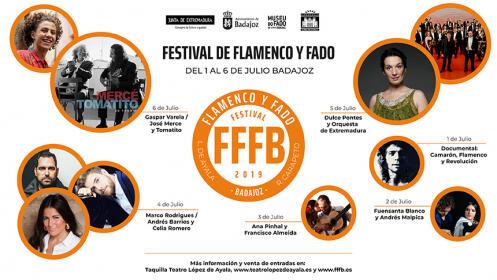 Entrada para FFFB 2019 - FUENSANTA BLANCO & ANDRÉS MALPICA