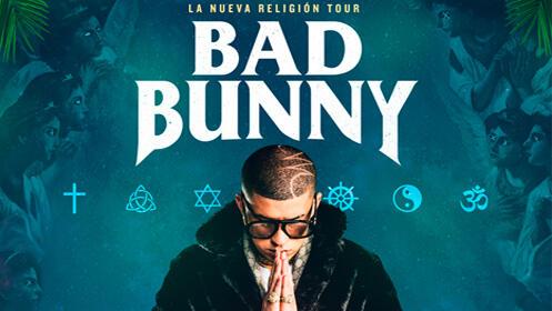 Entrada concierto de Bad Bunny