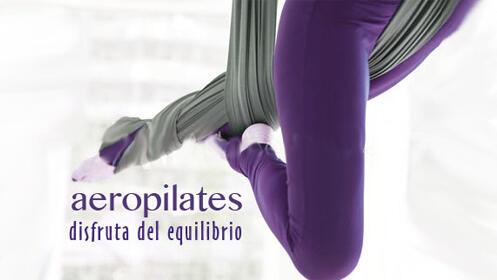 Cuatro clases de Aeropilates