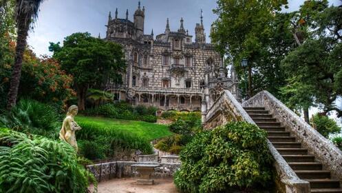 Excursión a SINTRA (Portugal) 16 de junio