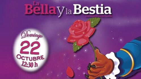 Entrada para  La BELLA Y BESTIA EL MUSICAL INFANTIL