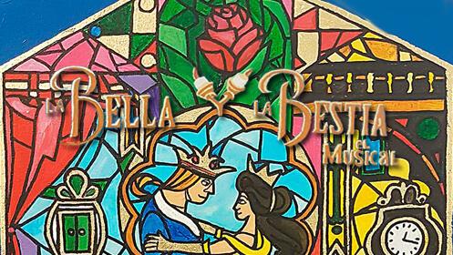 Entrada para la Bella y la Bestia. El Musical.