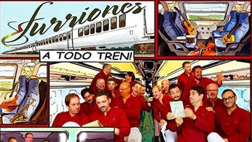 Entrada para el Concierto Grupo Furriones – A todo tren