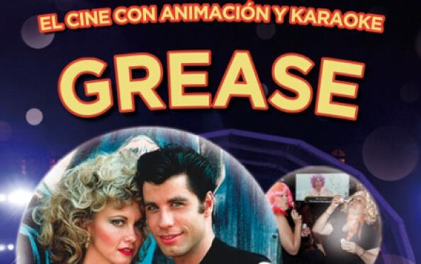 Entrada Sing Along Grease