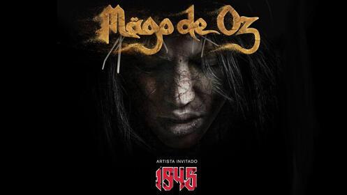 Entrada concierto Mägo de Oz en Táliga