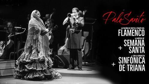 Entrada para Palo Santo, flamenco y Semana Santa