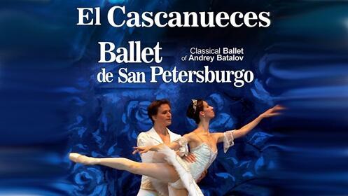 Entrada para El Cascanueces - Ballet de San Petersburgo (Plasencia)