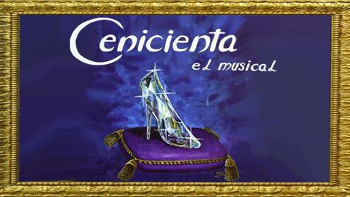 Entrada de butaca para LA CENICIENTA, el musical, en Badajoz