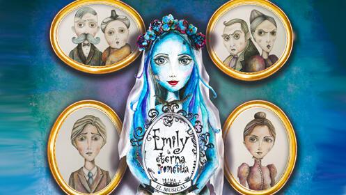 Entrada de butaca EMILY, LA ETERNA PROMETIDA - EL MUSICAL