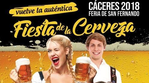 Oktoberfest Olé Feria de Cáceres 2018