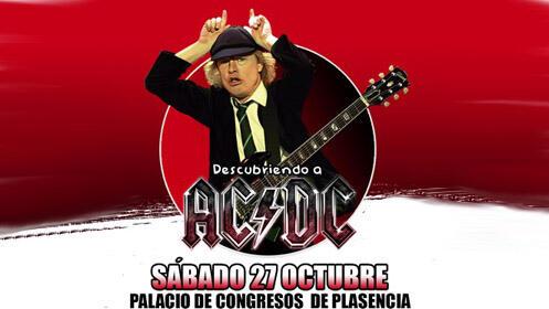 Entrada patio de butacas para Descubriendo a AC/DC con Black Band (PLASENCIA)