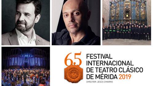 Entrada CAVEA LATERAL para Sansón y Dalila. Festival de Teatro de Mérida.