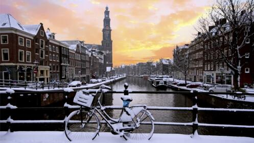 Amsterdam – 3 días y 2 noches + vuelo directo