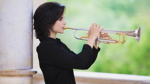 Entrada para el concierto de Andrea Motis Trio