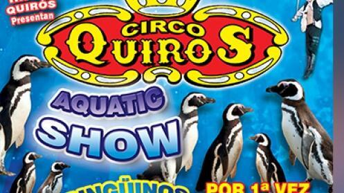 Entradas butaca preferente Circo Quirós en Cáceres