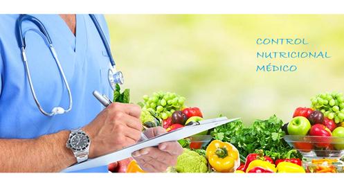 Dieta personalizada con seguimiento médico