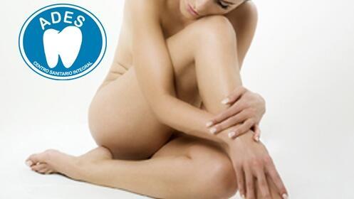 2 AÑOS de tratamiento de depilación con láser de diodo
