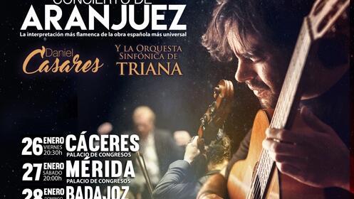 Entrada para el Concierto de Aranjuez (Badajoz)