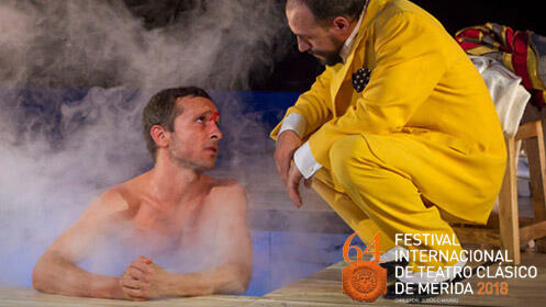 Festival de Mérida en Cáparra. CALÍGULA