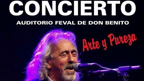 Entradas concierto de Capullo de Jerez, en Don Benito