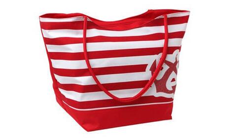 Bolso de playa marinero