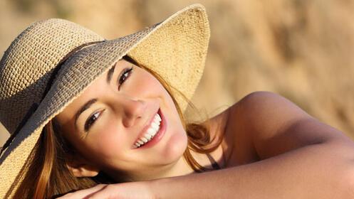 Limpieza con tratamiento facial para el verano