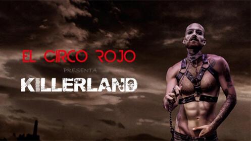 Entradas El Circo Rojo - Killerland, en Badajoz