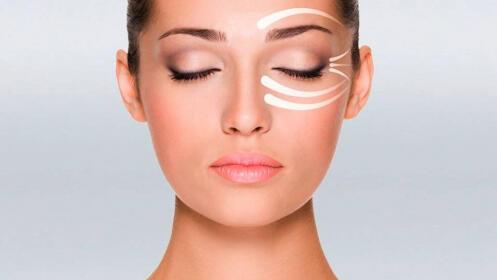 Rejuvenecimiento del contorno de ojos: INDIBA + bioestimulación y alta cosmética
