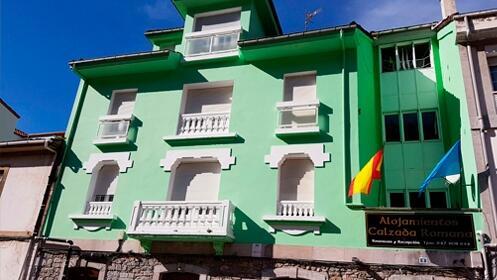 Escapada a  Belmonte  de Miranda, Hotel  Rural Calzada Romana