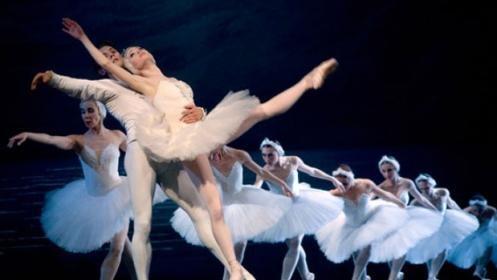 Entrada La Bella Durmiente –Ballet- BADAJOZ