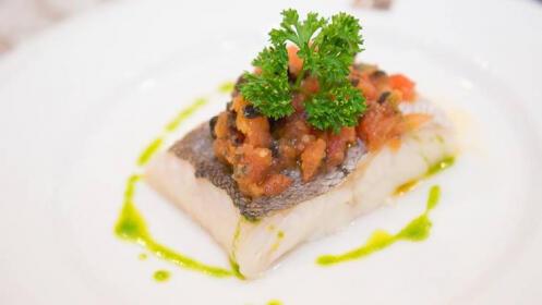 Menú del Chef con Bebida Incluida en el Restaurante La Torre