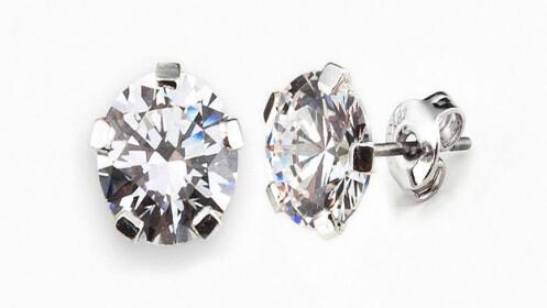 Conjunto Arana con cristales de Swarovski