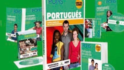 Curso audiovisual de autoaprendizaje de portugués
