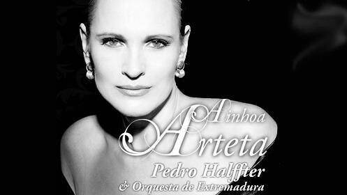 Entrada concierto Ainhoa Arteta  + consumición