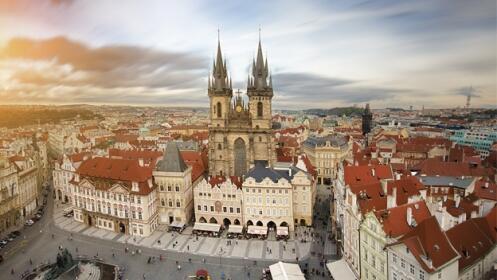 Escapada a Praga - 2, 3 o 4 noches + vuelos
